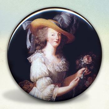 Marie Antoinette en Chemise