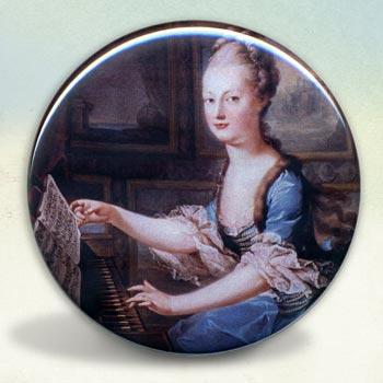 Marie Antoinette Clavichord