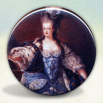 Marie Antoinette by Gautier d'Agoty