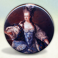 Marie Antoinette by Gautier d'Agoty