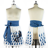 Anne and Mermaid Skirt Apron - TIMT