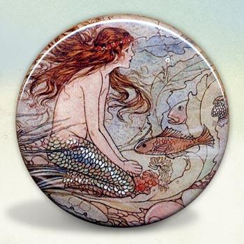 Mermaid Peaceful