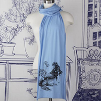 Mermaid La Luxure Scarf