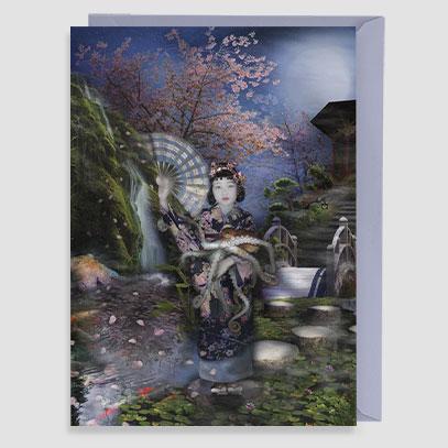 Mizuko Greeting Card Large