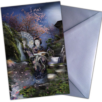Mizuko Greeting Card Large