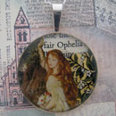 Ophelia Fair Sterling Pendant