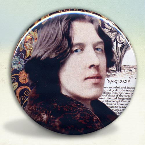 image of oscar wilde colouring pages page 3