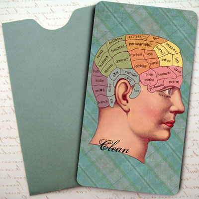 Phrenology Gift Enclosures - TIMT