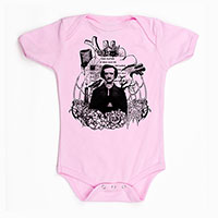 Edgar Allan Poe organic one piece