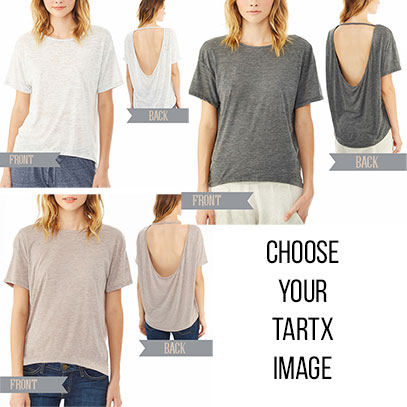 * Choose your TARTX image Alternative Apparel Pony Shirt