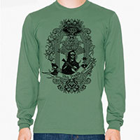 Viva Posada Men's or Unisex Organic Long Sleeve T-shirt