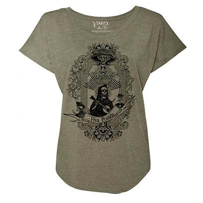 Viva Posada Tri-Blend Dolman T-Shirt
