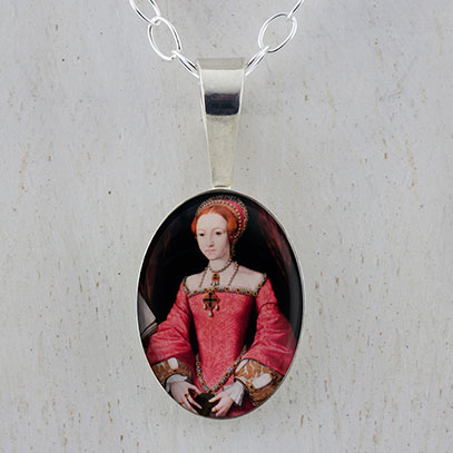 The Princess Elizabeth Tudor I
