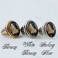 Rings Sterling Size 7 -TIMT