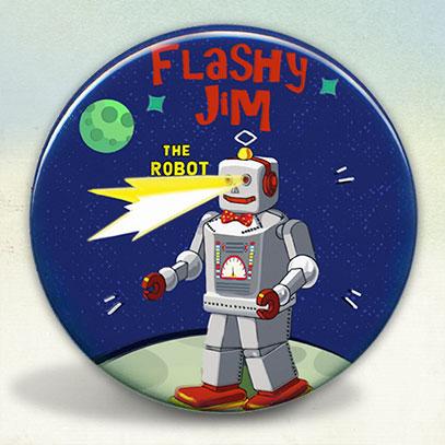 Flashy Jim Robot
