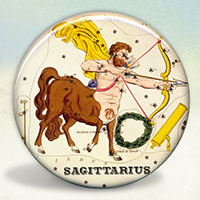 Constellation of Sagittarius Zodiac Sign