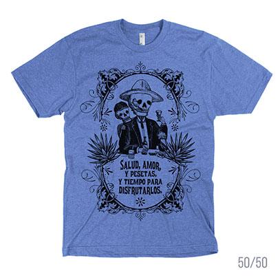 Calavera's Toasting Men's or Unisex T-shirt