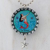 Loteria La Sirena - The Mermaid