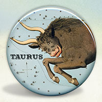 Constellation of Taurus Zodiac Sign