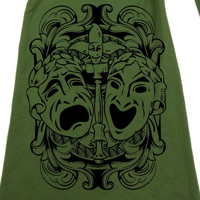 tragedy-comedy-green-scarf-close-sm.jpg