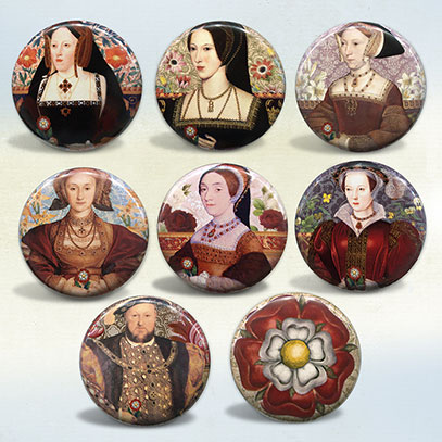 Tudors King Henry VIII and his Six Wives set