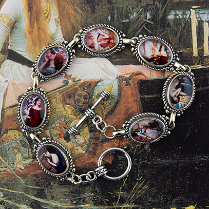 Waterhouse Collage Bracelet
